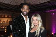 Internal Khloe Kardashian and Tristan's romance as she 'confirms' engagement