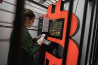 Disregard bitcoin — fintech is the 'staunch Covid-19 legend,' JPMorgan says