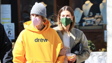 Justin Bieber & Hailey Baldwin Account for They're Broad 'Chums' Followers With New 'Hubby' & 'Wifey' Sweatshirts