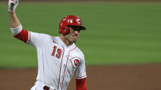 Reds' Joey Votto wants to get back 'to being unhealthy'