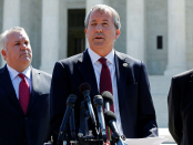 Texas AG Ken Paxton and predominant other, Texas state Sen. Angela Paxton, left for Utah during Texas freeze to have meetings about antitrust lawsuits