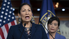 Interior nominee Haaland vows 'balance' on vitality, climate