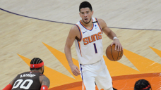 Devin Booker delivers All-Monumental title performance to lead Suns to 32-point rout of Blazers