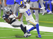 CB Chidobe Awuzie could be a free-agent target for Raiders