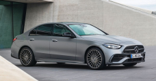 The Novel 'W206' Mercedes C-Class Is Here With Inline-Fours Handiest
