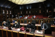 Zuma will get his day in high court as corruption trial set for May maybe well maybe 17