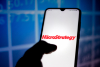 MicroStrategy CEO says bitcoin will one day have $100 trillion market value even as price dives