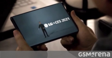 LG denies cancelling its rollable phone