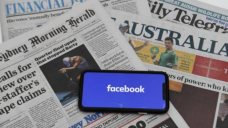 Fb to restore news and strike deals