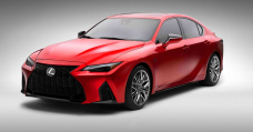 The Lexus IS 500 F Sport Efficiency Has A Long Title And A 472bhp N/A V8