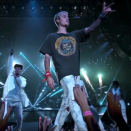 Justin Bieber surprised fans with a special set at 'Stream On' virtual launch event