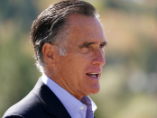 Sen. Mitt Romney predicts Trump will win the 2024 GOP presidential nomination 'in a landslide'