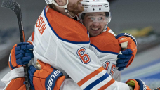 Kahun helps Oilers rally past Canucks 4-3
