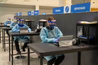 Toronto Pearson Airport to launch new COVID-19 testing study for workers, departing travellers