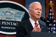 Biden signs executive order to address chip shortage through a review to strengthen supply chains