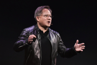 Nvidia beats earnings expectations, but stock dips as CEO downplays crypto play