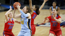 Lott, Taylor lift Marquette women past No. 24 DePaul 85-71
