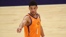 Suns guard Devin Booker chosen to replace injured Lakers forward Anthony Davis on NBA All-Considerable person team