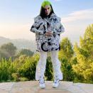 Billie Eilish hails Julian Casablancas a 'genius'