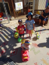 Heathcote Playgroup re-opens in new location