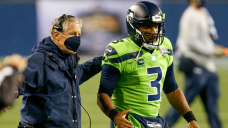 Russell Wilson's camp has discussed at least four trade destinations with Seahawks, per report