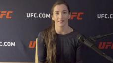 Montana De La Rosa not underestimating UFC Fight Night 186 opponent Mayra Bueno Silva