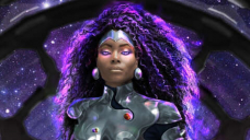 Blackfire's Titans Season 3 Costume Revealed By HBO Max