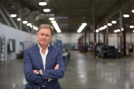 Fisker CEO says the EV startup is trying to do more than just take customers from Tesla