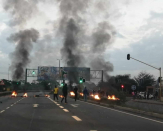 Atteridgeville riots: 'Silent' protest descends into chaos, as N4 blocked