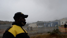 Reveal of new RO plant shrouded in secrecy as guard tries to prevent video being taken