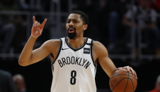 Legend: Nets are shopping Spencer Dinwiddie ahead of March trade deadline