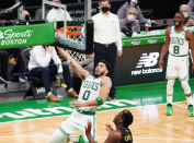 Celtic Jayson Tatum elevated to All-Star starter after Durant to miss game