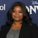 Octavia Spencer's TV drama shoot hit by protesters