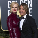 Keith Urban used a 'lot of restraint' not to lash out at Nicole Kidman's programme swatter