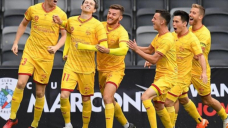 Goodwin stars in winning A-League return