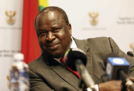 Ramaphosa sings Mboweni's praises, debunks speculation over his future in cabinet