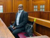 Ex security minister Bongani Bongo cleared on Eskom inquiry bribery rap