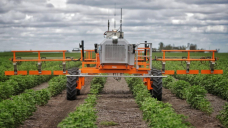 Robots bring futuristic, 'digital-savvy new agriculture' opportunities to farming