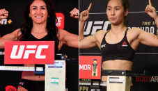 Outdated champ Carla Esparza meets Yan Xiaonan at UFC War Night in Would possibly