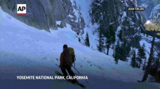 Two skiers defy death in Yosemite descent