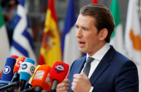 Austrian chancellor, Danish PM to visit Israel for COVID cooperation