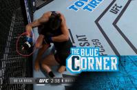 Honest or foul? Fence grab costs Mayra Bueno Silva win at UFC Battle Night 186