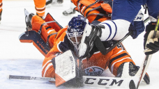 Campbell makes 30 saves, NHL-main Leafs beat Oilers 4-0