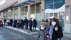 Quebec marks one-365 days anniversary of first case by reporting 858 new COVID-19 infections