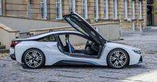 The Landmark BMW i8 Is Now Yours For Appropriate form £35k