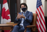Canada will not be pressured to release Meng Wanzhou, Trudeau says