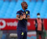 CAF Champions League match report   Mamelodi Sundowns crush 10-man CR Belouizdad