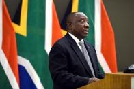 Ramaphosa to address SA at 8pm Sunday