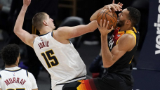 Jokic has 47 points, Nuggets end Jazz winning streak at 11