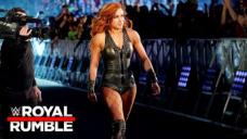 WWE Royal Rumble 2021: Becky Lynch Trolls Twitter